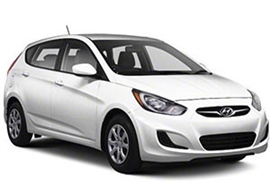 HYUNDAI ACCENT - GROUP D - LARGE FAMILY D