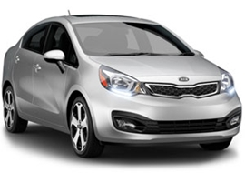 KIA RIO - GROUP C - ECONOMY FAMILY C